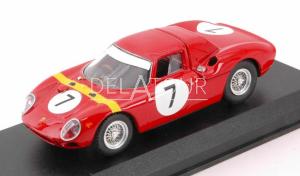 Ferrari 250LM #7 Winner Angola Luanda GP 1964