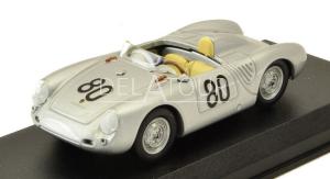 Porsche 550 RS #80 Targa Florio 1958