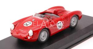 Porsche 550 RS Spider #57 Paramaunt Ranch 1957