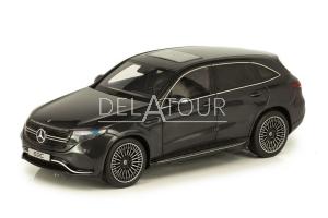 Mercedes-Benz EQC 400 4Matic 2019 Graphic Grey