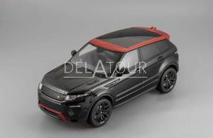 Land Rover Range Evoque 4-Door Dynamic Lux Black