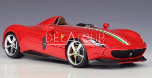 Ferrari Monza SP1 2018 Red