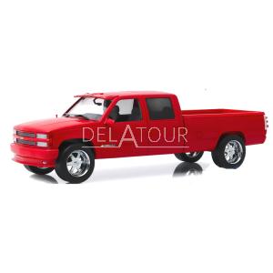 Chevrolet Silverado 3500 Double Cabine 1997 Red