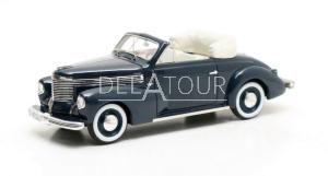Opel Kapitan Hebmuller Convertible 1940 Blue