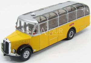 Saurer 4LC  Autobus  San Bernardino 1949