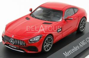 Mercedes-Benz GT-R AMG BiTurbo (C190) Red