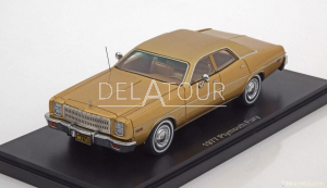 Plymouth Fury 1977 Gold Metallic