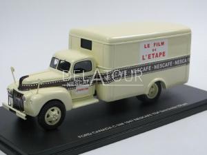Ford C598 Canada Truck Van Nescafe 1947