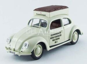Volkswagen Ambulance Pompieri Wolfsburg 1950