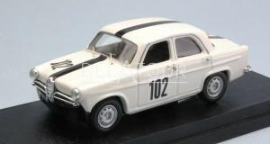 Alfa Romeo Giulietta TI #102 Nurburgring 1963