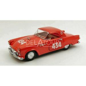 Ford Thunderbird #434 Mille Miglia 1957