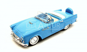 Ford Thunderbird Spider 1956 Light Blue