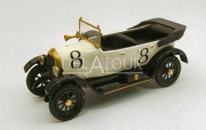 Fiat 501 Open Palermo 1926 White and Black
