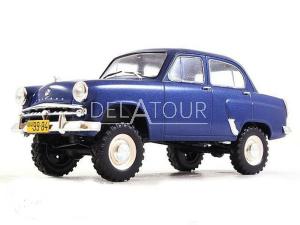 Moskvitch 410 1957 Blue