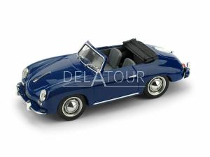 Porsche 356 Speedster Open 1952 Blue