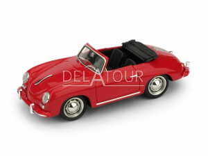 Porsche 356 Speedster Open Red 1952