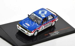 Renault R11 Turbo #3 Rally Tour de Corse 1987