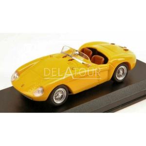 Ferrari 500 Mondial Spider Prova 1954 Yellow