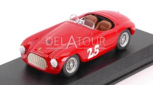 Ferrari 166MM Touring #25 Palm Springs 1951