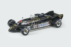 Lotus 88B #12 N. Mansell 1981
