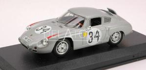 Porsche 1600GS Abarth #34 24H LeMans 1962
