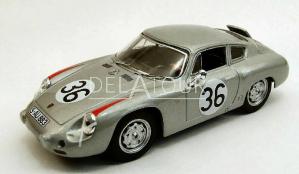 Porsche 1600GS Abarth #36 24H LeMans 1961