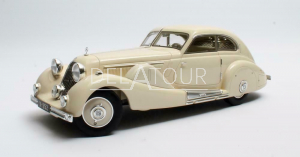 Mercedes-Benz 500K Spezial Streamlined 1935 Cream