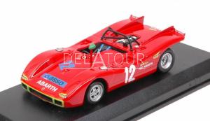 Abarth SP2000 #12 Targa Florio 1971