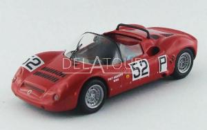 Fiat Abarth SP1000 #52 1000km Nurburgring 1967