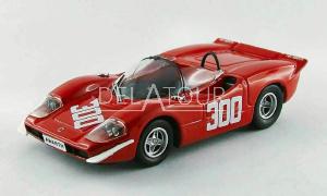 Abarth 2000S #300 Winner Bolzano 1969