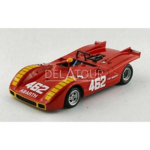 Fiat Abarth Spider 2000 #462 Winner Sestriere 1970
