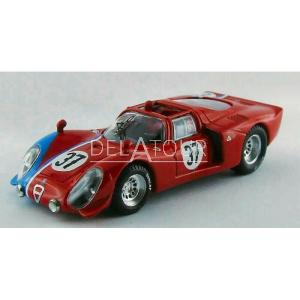 Alfa Romeo 33.2 #37 Test 24H LeMans 1968