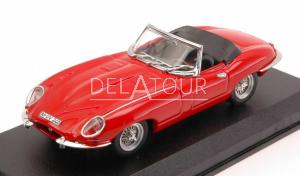 Jaguar E-Type Spider 1961 Red