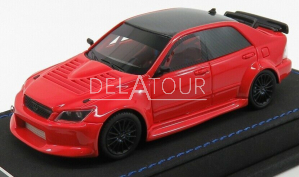 Toyota Altezza Drift Car 2016 Red Carbon