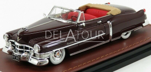 Cadillac Series 62  Convertible 1951 Brown