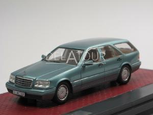Mercedes-Benz S-Class S140T Cadform 1994 Blue