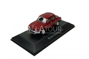 Renault Dauphine 1965 Red
