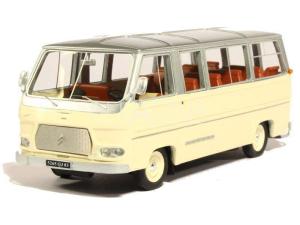 Citroen CH14 Autobus Currus 1965 Silver/Ivory