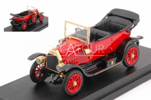 Fiat Zero Cabriolet 1914 Red and Black