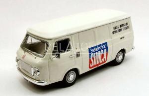 Fiat 238 Van Simca Service 1970 White