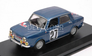 Simca Abarth 1500 #27 Rally De Franche 1964