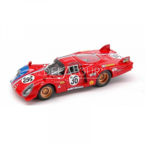 Alfa Romeo 33.2 #36 24H LeMans 1969