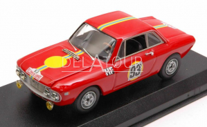 Lancia Fulvia Coupe 1300 #93 Tour de Corse 1967