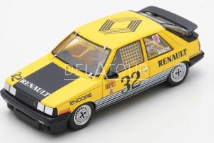 Renault R11 #32 B. Archer Sears Point 1984