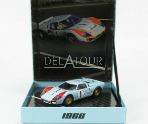 Ford GT40 MKII #1 Winner 24H LeMans 1966