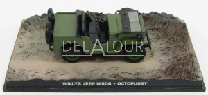 Jeep Willys 1942 James Bond Octopussy