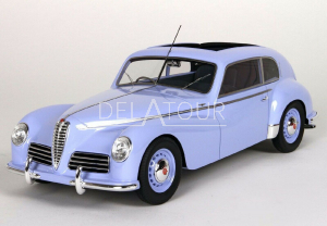 Alfa Romeo 6C 2500 Open Roof 1949 Light Blue