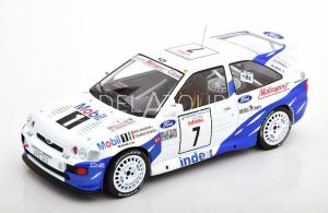 Ford Escort RS #7  Rally Tour de Corse 1993