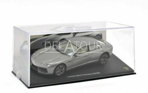 Lamborghini Estoque 2008 Grey Metallic