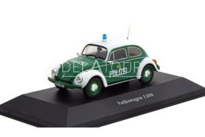Volkswagen Beetle 1200 Polizei 1977 Green/White